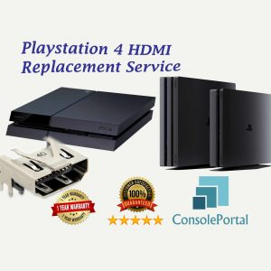 Playstation 4 HDMI socket replacement