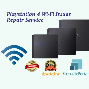 Playstation 4 Wi-Fi issues