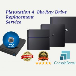 Playstation 4 Blu-Ray Drive issues