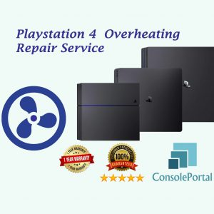 Playstation 4 overheating issues
