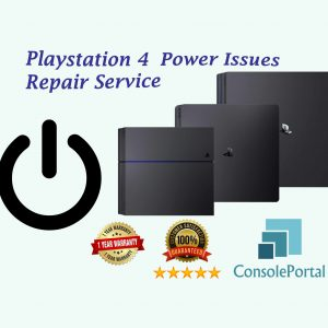 Playstation 4 power issues