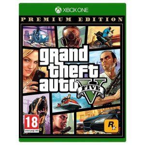 Grand Theft Auto V Premium Edition – Xbox One