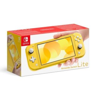 Nintendo Switch Lite Yellow – Pre Owned