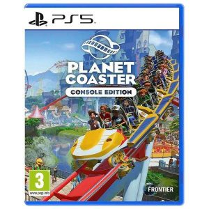 Planet Coaster Console Edition – Playstation 5