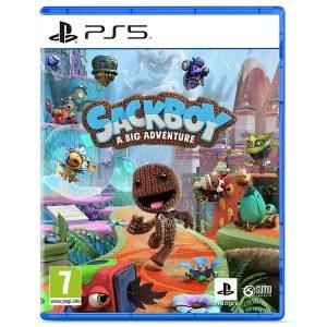 Sackboy A Big Adventure – Playstation 5