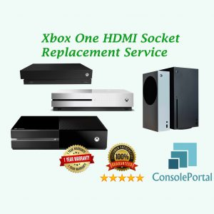 Xbox One HDMI socket replacement