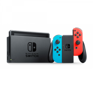 Nintendo Switch Neon – Pre Owned Boxed