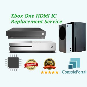 Xbox One HDMI IC chip replacement