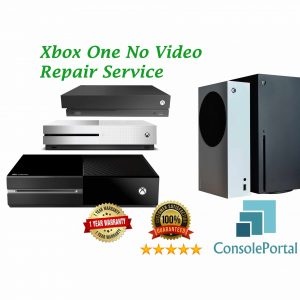 Xbox One no video on screen