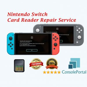 Nintendo Switch Card Reader replacement