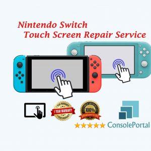 Nintendo Switch Faulty Touch Screen repair