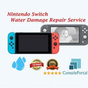 Nintendo Switch Water damage repair