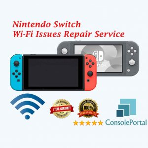 Nintendo Switch Wi-Fi issues repair