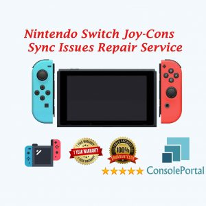 Nintendo Switch Joy-Cons Sync issues