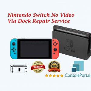 Nintendo Switch No Video Via Dock