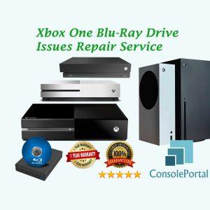 Xbox One Blu-Ray drive repair service