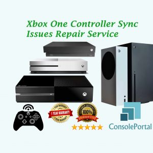 Xbox One controller sync issues repair