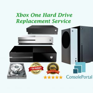 Xbox One hard drive replacement