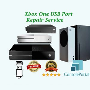 Xbox One USB socket replacement service