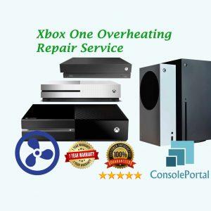 Xbox One overheating repair